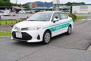 島根自動車学校 教習車