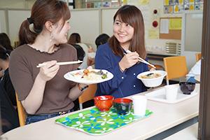 島根自動車学校 食堂
